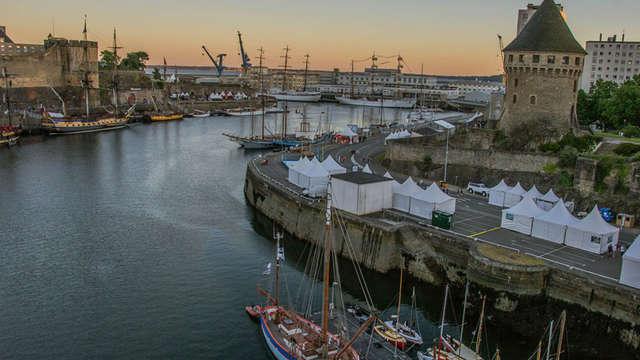 Appart'Hotel Brest Pasteur