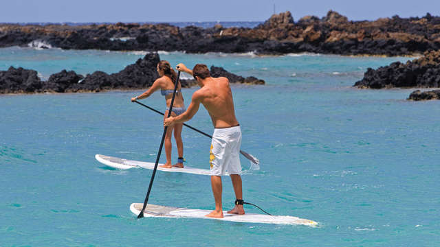 Stand up paddle en Pays Léon