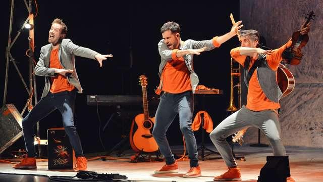 TRI WAP - Danse