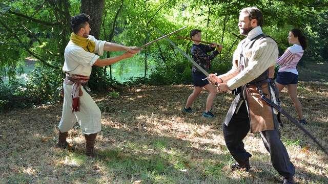 Journée médiévale au Camp des Rouëts
