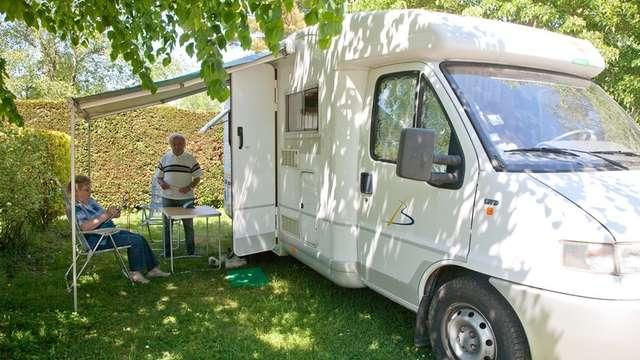 Aire de service de Camping-Car