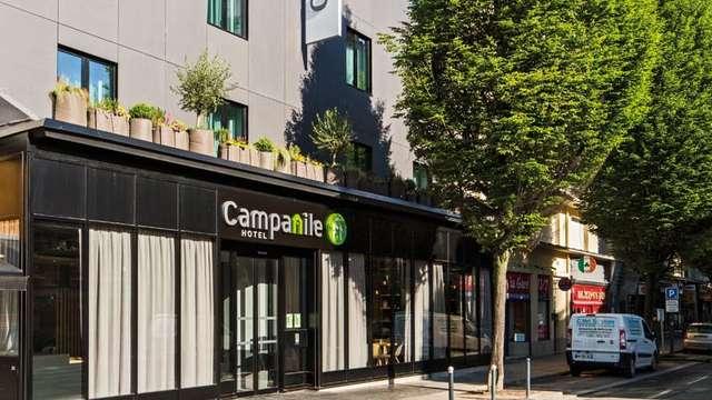 Hôtel Campanile Rennes Centre Gare