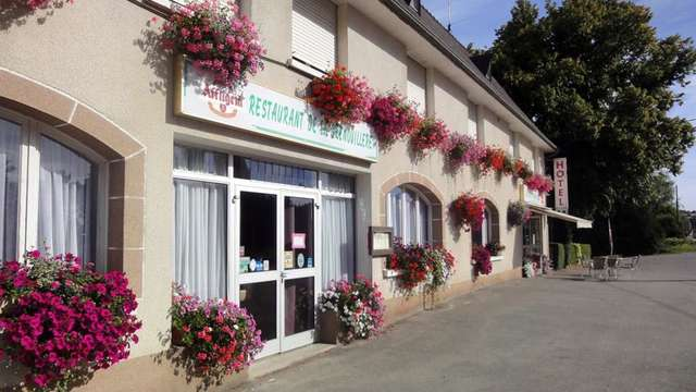 Hôtel - restaurant la Grenouillère