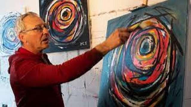 Parcours d'artistes à Sérent : Jean-Charles Sadrant