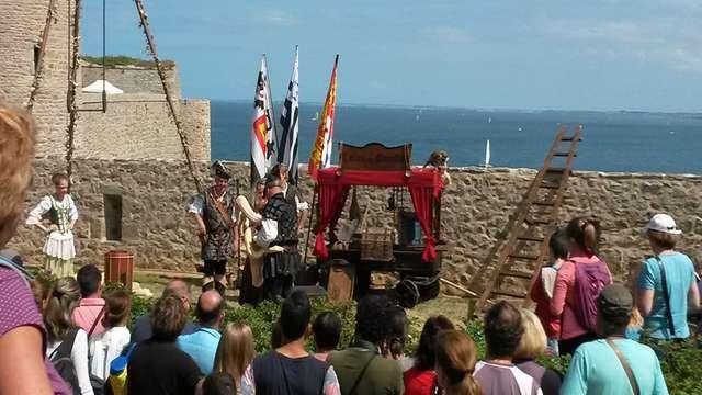 - REPORTÉ À 2021 - Les grandes Médiévales du Fort La Latte