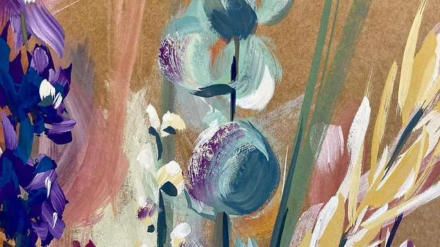 Parcours d'Artistes : Louise Pasquier - peintre