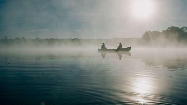La pêche dans le pays de Ploërmel