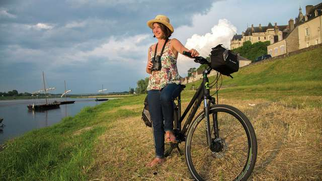 Canoë Company - Touraine à Vélo Saint-Aignan