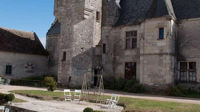 Location de salle au Château de Chémery