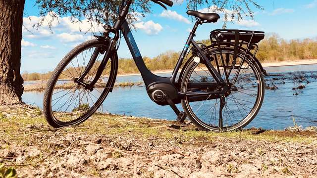 Stations Bee's - Location de vélos électriques et rosalies à Chaumont-sur-Loire
