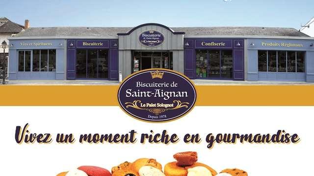 Biscuiterie de Saint-Aignan