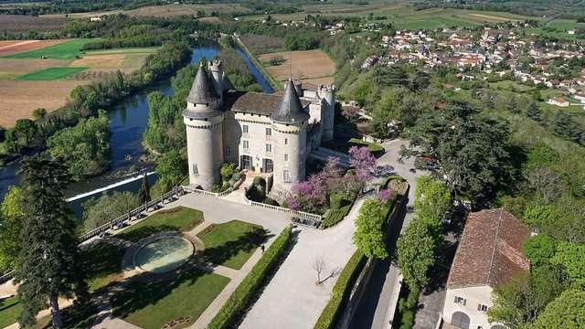 Hôtel Restaurant Château de Mercuès