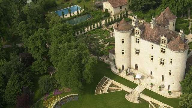 Château de Lagrézette