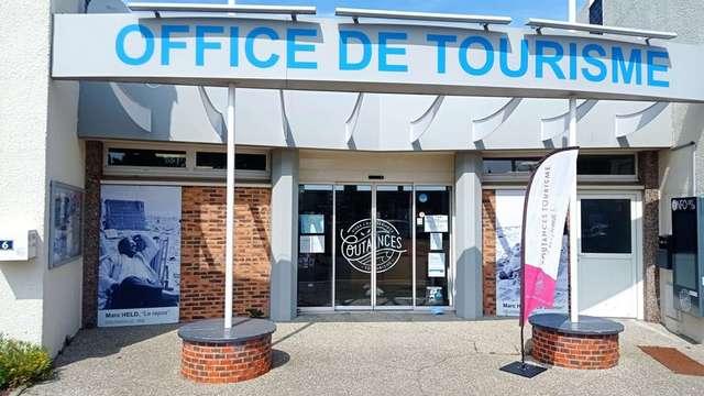 Coutances Tourisme > Bureau d'Agon-Coutainville