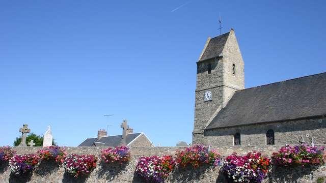 Eglise de Gouville-sur-Mer