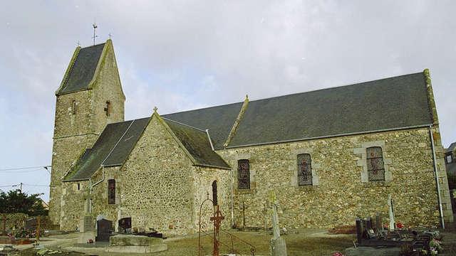 Eglise de Montcarville