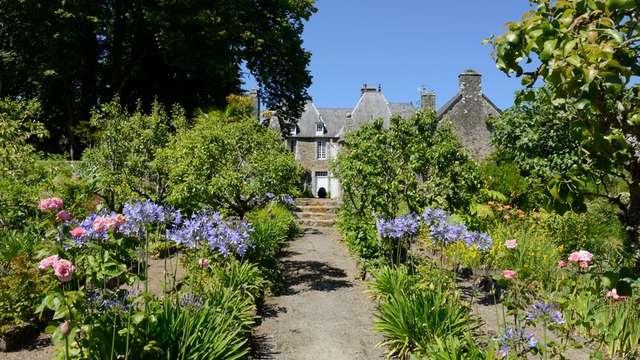 Les Jardins du Manoir de Saussey