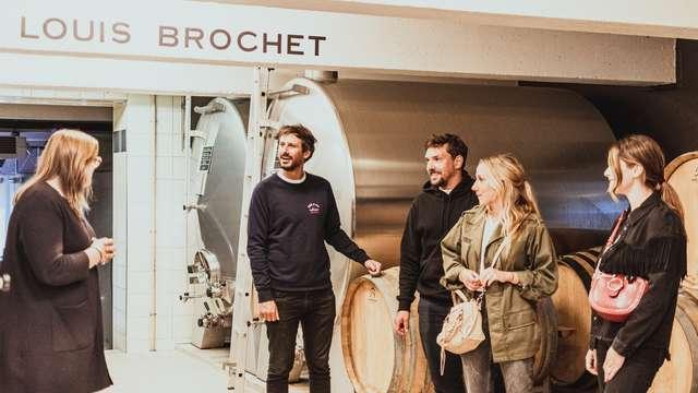 Champagne Louis Brochet