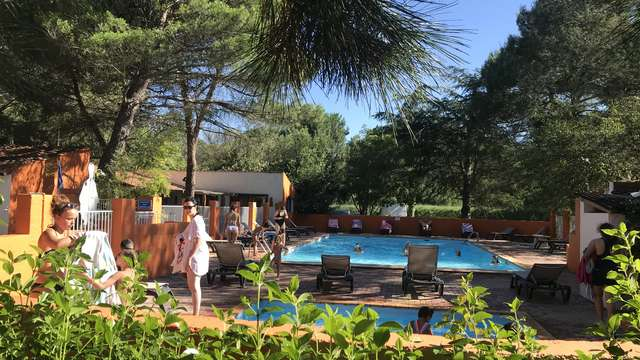 CAMPING LE VAL ROMA PARK