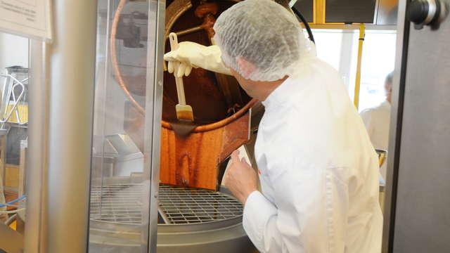 [Visite guidée] Les ateliers d'Etran (fabrique du caramel de pommes dieppois)