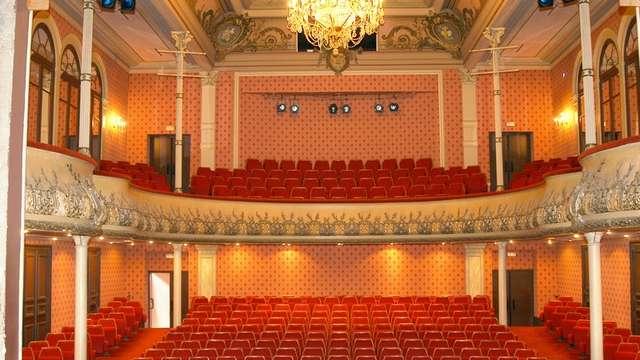 Théâtre Lisieux Normandie