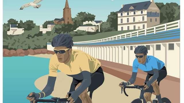Exposition photo - Tour de France