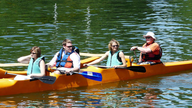 AONES - Canoë Kayak