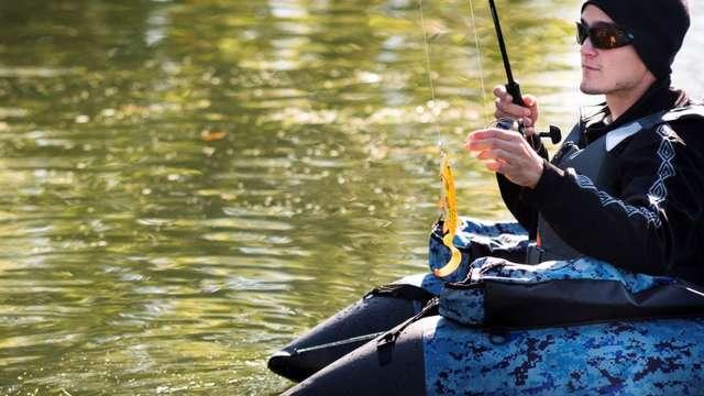 Parcours de pêche