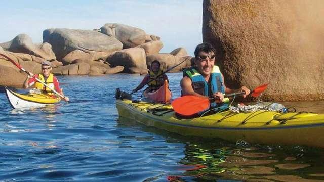 Découverte de la baie Ste-Anne en kayak de mer