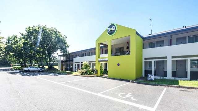 Hôtel B&B Brest Kergaradec