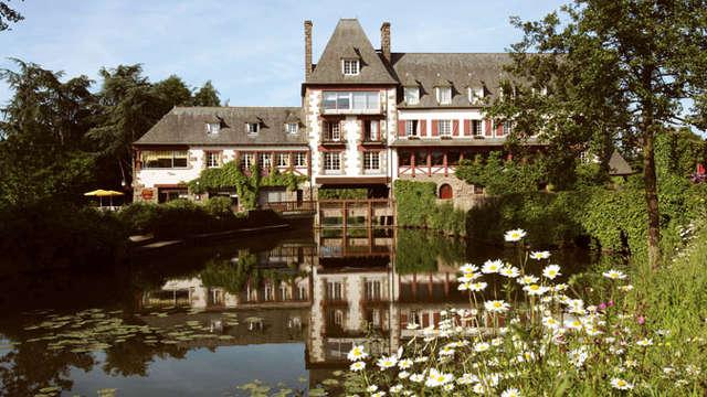 Hôtel - restaurant le Domaine d'ArMilin