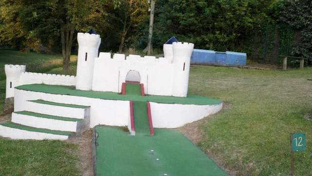 Mini-Golf du Prieuré