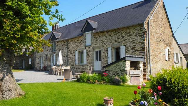 Ma maison en Bretagne
