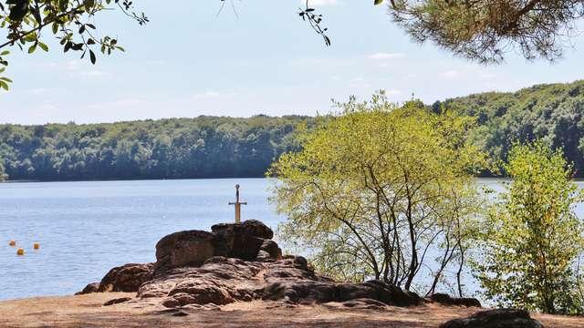 Balade des deux étangs entre Trémelin et Careil n°120