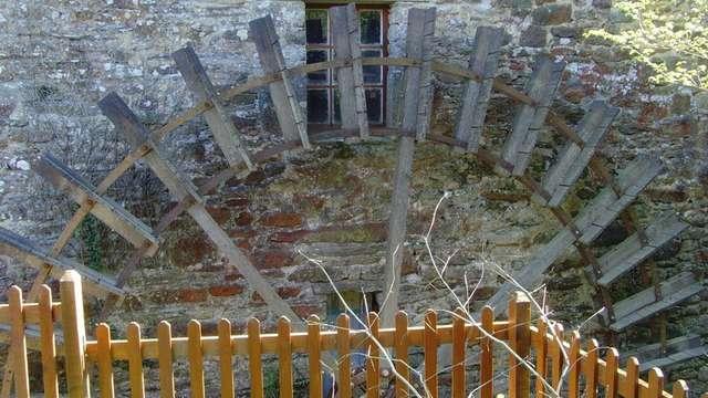 journée du patrimoine local et des moulins: portes ouvertes au Moulin de La Fosse à Quelneuc