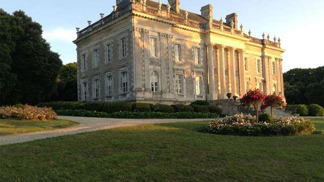 Parc du Château de Kerlevenan