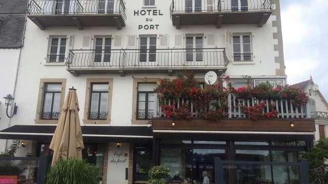 Hôtel - restaurant  du Port
