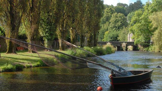 Découverte de Pont-Scorff