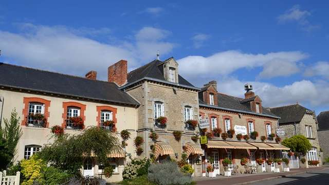 Hôtel - restaurant le Relais de la Rance