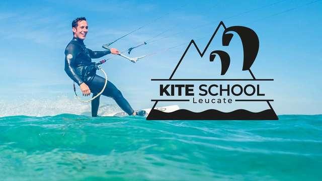 ECOLE KITESURF Kite School - Leucate