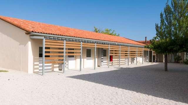 ODCVL Les Coussoules - Centre d'hébergement et de loisirs