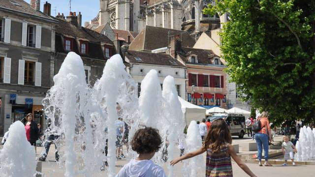 Auxerre raconté aux enfants