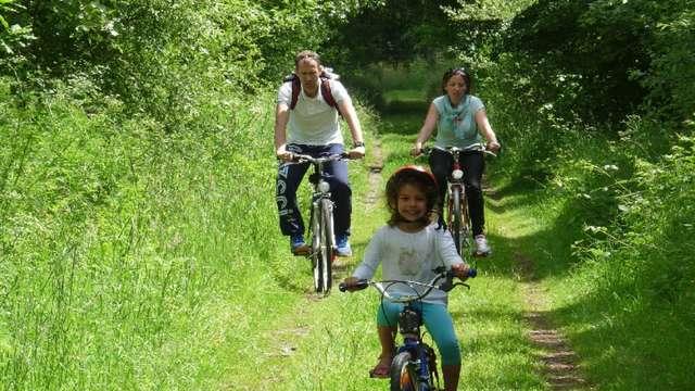 Vélo Promenade® n°6 Aux Alentours de Jaunouse