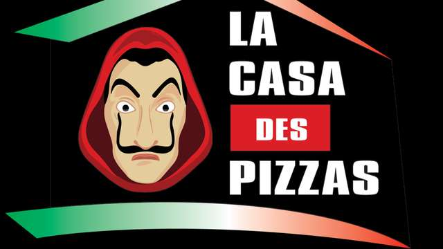 LA CASA DES PIZZAS