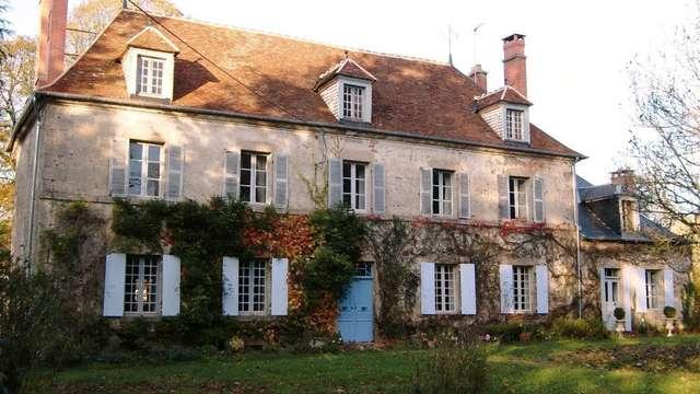 Chambre d'hôtes de Philippe CHOLLEY (Bussière St Georges)