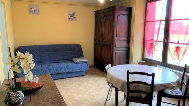 Location Gîtes de France - AHUN - 6 personnes - Réf : 23G1374