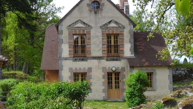 Location Gîtes de France - LE DONZEIL - 2 personnes - Réf : 23G1459
