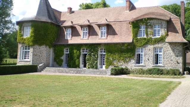 Location Gîtes de France - SAINT VAURY - 15 personnes - Réf : 23G1240