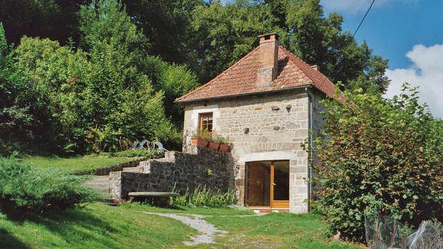 Location Gîtes de France - SAINT AVIT DE TARDES - 4 personnes - Réf : 23G1000