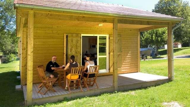 Location Gîtes de France - LA CHAPELLE TAILLEFERT - 6 personnes - Réf : 23G1153